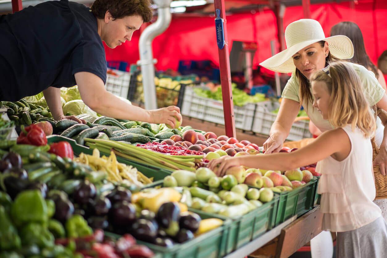 Local Organic Food Provider